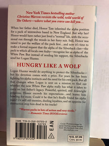 Hungry Like a Wolf    by Christine Warren    (The Others #8)
