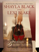 Load image into Gallery viewer, Big Easy Temptation      by Shayla Black, Lexi Blake     (The Perfect Gentlemen #3)