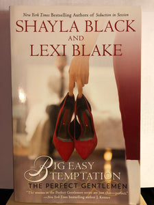 Big Easy Temptation      by Shayla Black, Lexi Blake     (The Perfect Gentlemen #3)