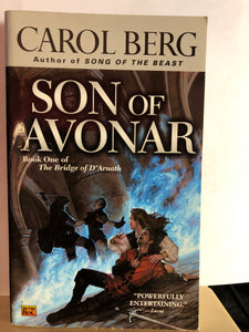Son of Avonar     by Carol Berg       (The Bridge of D'Arnath #1)