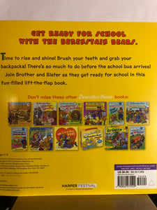 The Berenstain Bears Get Ready for School   by Jan Berenstain, Mike Berenstain
