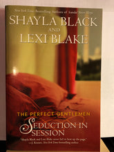 Load image into Gallery viewer, Seduction in Session     by Shayla Black, Lexi Blake      (The Perfect Gentlemen #2)