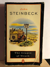 Load image into Gallery viewer, The Grapes of Wrath    by John Steinbeck
