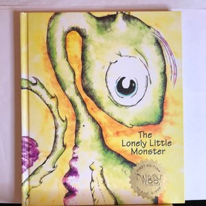 The Lonely Little Monster    by Andi Green    picture book