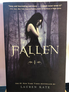 Fallen  by Lauren Kate   (Fallen #1)