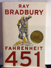 Load image into Gallery viewer, Fahrenheit 451   by Ray Bradbury