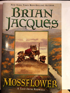 Mossflower  by Brian Jacques  (Redwall #2)