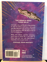 Load image into Gallery viewer, Star Wars: Choose Your Destiny: A Luke & Leia Adventure  by Cavan Scott   (Book 2)