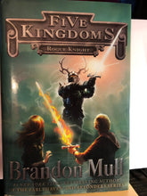 Load image into Gallery viewer, Rogue Knight  by Brandon Mull  (Five Kingdoms #2)  Hardcover