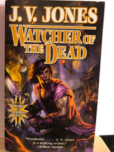 Load image into Gallery viewer, Watcher of the Dead     by J.V. Jones     (Sword of Shadows #4)