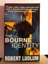 Load image into Gallery viewer, The Bourne Supremacy   by Robert Ludlum   (Jason Bourne #2)