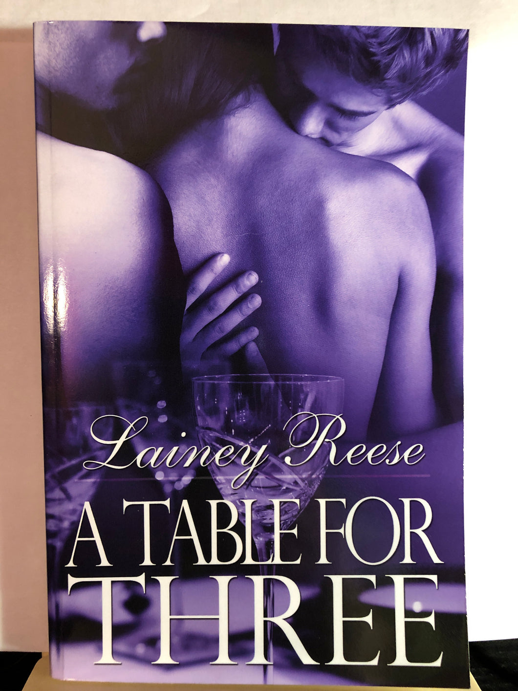 A Table for Three   by Lainey Reese    (New York #1)