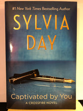 Load image into Gallery viewer, Captivated by You    by Sylvia Day     (Crossfire #4)