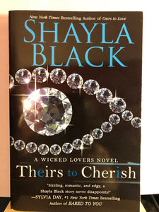 Theirs to Cherish   by Shayla Black  (Wicked Lovers #8)