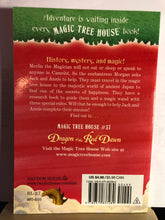 Load image into Gallery viewer, Dragon of the Read Dawn  by Mary Pope Osborne  (Magic Tree House #37)