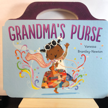 Load image into Gallery viewer, Grandma's Purse      by Vanessa Brantley-Newton   Remainder board book