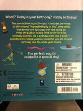 Load image into Gallery viewer, Happy Birthday to You!    by Colleen Madden    Singing Picture Book!
