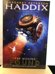Found    by Margaret Peterson Haddix    (The Missing #1)   Remainder Paperback