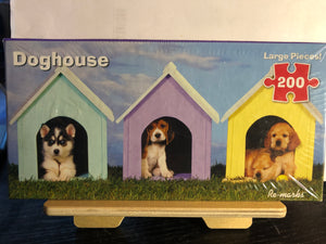 DogHouse  200 piece children's puzzle