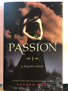 Passion   by Lauren Kate   (Fallen #3)  Hardcover