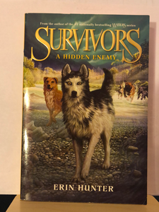 A Hidden Enemy    by Erin Hunter    (Survivors #2)    paperback
