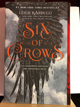 Load image into Gallery viewer, Six of Crows  by Leigh Bardugo (Six of Crows #1)