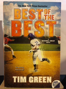 Best of the Best     by Tim Green     (Baseball Great #3)