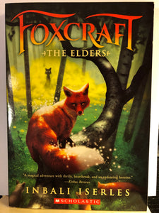 Foxcraft: The Elders  by Inbali Iserles  (Book 2)