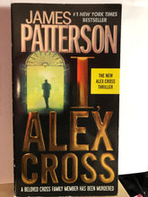 Load image into Gallery viewer, I, Alex Cross      by James Patterson      (Alex Cross #16)