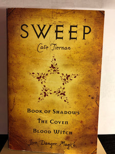 Sweep Volume 1 (3 books in 1)  by Cate Tiernan  (Sweep/Wicca #1-3)