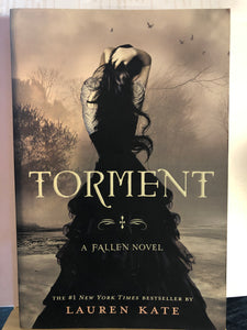 Torment   by Lauren Kate  (Fallen #2)