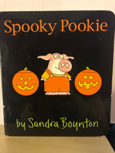 Load image into Gallery viewer, Spooky Pookie   by Sandra Boynton