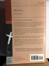 Load image into Gallery viewer, Dracula   by Bram Stoker   Used Barnes & Noble Classics