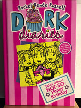 Load image into Gallery viewer, Tales From A Not-So-Happy Birthday    by Rachel Renee Russell   (Dork Diaries #13)