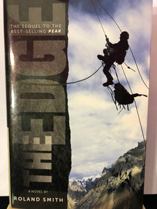 The Edge  by Roland Smith  (Peak #2)  (Hardcover)