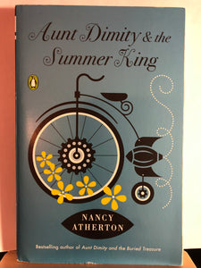 Aunt Dimity and the Summer King    by Nancy Atherton    (Aunt Dimity Mystery #20)
