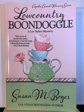 Load image into Gallery viewer, Lowcountry Boondoggle   by Susan M. Boyer     (Liz Talbot Mystery #9)   paperback