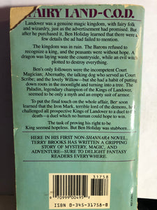 Magic Kingdom For Sale/Sold   by Terry Brooks   (Magic Kingdom of Landover #1)