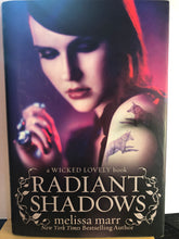 Load image into Gallery viewer, Radiant Shadows   by Melissa Marr   (Wicked Lovely #4)  Hardcover