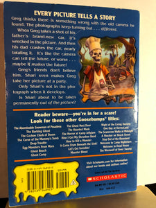 Say Cheese and Die!   by R.L. Stine   (Goosebumps #4)