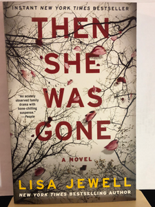 Then She Was Gone      by Lisa Jewell     new paperback