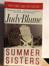 Load image into Gallery viewer, Summer Sisters     by Judy Blume