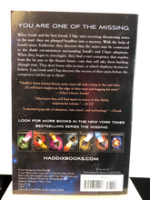 Load image into Gallery viewer, Found    by Margaret Peterson Haddix    (The Missing #1)   Remainder Paperback