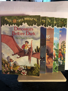 Magic Tree House Bundle  by Mary Pope Osborne  #1-5  (Item:106)