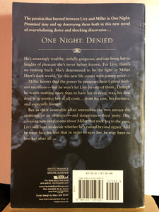 Denied    by Jodi Ellen Malpas         (One Night #2)