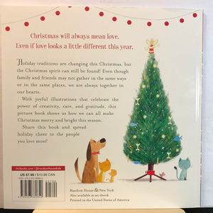 Always Together at Christmas   by Sara Sargent   Picture Book
