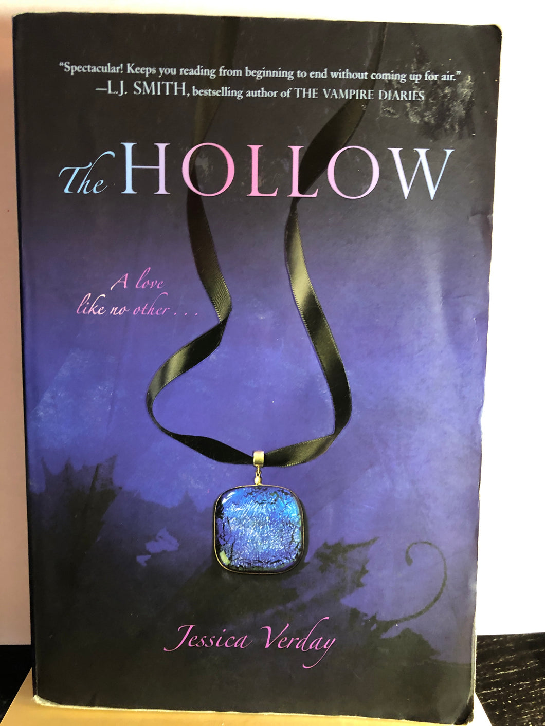 The Hollow  by Jessica Verday  (The Hollow #1)