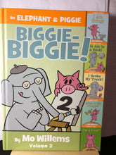 Load image into Gallery viewer, An Elephant and Piggie Biggie-Biggie! Volume 2    by Mo Willems