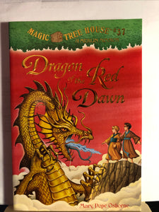 Dragon of the Read Dawn  by Mary Pope Osborne  (Magic Tree House #37)