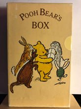 Load image into Gallery viewer, Vintage Pooh Bear's Box (4 Winnie the Pooh book box)  by A.A. Milne